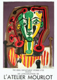 Expo 84 - L'atelier Mourlot Collectable Print by Pablo Picasso
