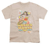 Youth: DC Comics - Wonder Woman - Strength Shirt