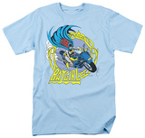 DC Comics - Batgirl - Motorcycle T-Shirt