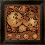 Antique Map, Cartographica III Posters