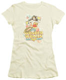 Juniors: DC Comics - Wonder Woman - Strength T-shirts