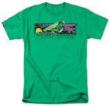DC Comics - Green Lantern - Cosmos Shirts
