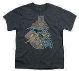 Youth: DC Comics - Batgirl Biker Shirts