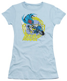 Juniors: DC Comics - Batgirl - Motorcycle Shirts