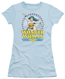 Juniors: DC Comics - Wonder Woman - Star of Paradise Island T-Shirt