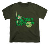Youth: DC Comics - Green Arrow T-shirts