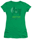 Juniors: DC Comics - Catwoman - PurrFect Shirts