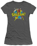 Juniors: DC Comics - Shazam! - Power Bolt Camisetas