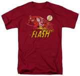 DC Comics - The Flash - The Crimson Comet Camiseta