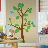 Noktalı Ağaç (Dotted Tree) - Duvar Çıkartması