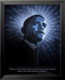 Obama: America's Promise Poster by Shamus Oliver