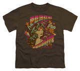 Youth: DC Comics - Wonder Woman - Peace T-Shirt
