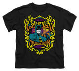 Youth: DC Comics - Caped Crusader - Appearing Tonight T-shirts