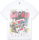DC Comics - Batman - Number 11 Distressed T-shirts