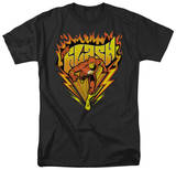 DC Comics - The Flash - Blazing Speed T-shirts