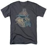 DC Comics - Batgirl Biker Shirts