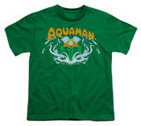 Youth: DC Comics - Aquaman - Splash T-shirts