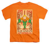 Youth: DC Comics - Aquaman T-shirts