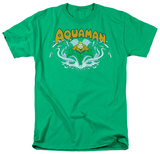 DC Comics - Aquaman - Splash T-shirts
