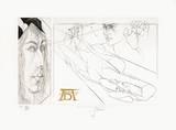 Hommage à Dürer Eksklusivudgaver af Pierre Yves Tremois
