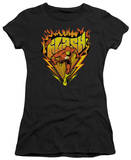 Juniors: DC Comics - The Flash - Blazing Speed T-shirts