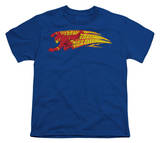 Youth: DC Comics - The Flash - Fastest Man Alive T-Shirt