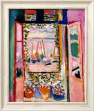 Open Window, Collioure, 1905 Prints by Henri Matisse