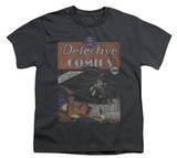 Youth: DC Comics - Batman - Detective 27 Distressed T-shirts