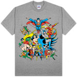 DC Comics - Justice League - Assemble Shirts