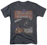 DC Comics - Batman - Detective 27 Distressed T-Shirt