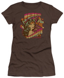 Juniors: DC Comics - Wonder Woman - Peace T-Shirt