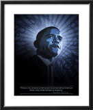 Obama: America's Promise Prints by Shamus Oliver