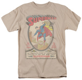 DC Comics - Superman - 1 Distressed T-Shirt