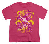 Youth: DC Comics - Wonder Woman - Save Me Shirts