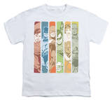 Youth: DC Comics - Justice League - Columns T-Shirt