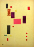 Composition V Collectable Print by Wassily Kandinsky
