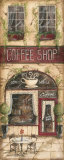 Coffee Shop Prints by Kate McRostie