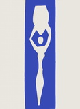 Verve - Nu bleu XII Collectable Print by Henri Matisse