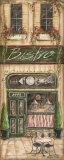 Bistro Poster by Kate McRostie