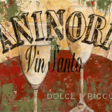 Vin Santo Posters by Maria Donovan