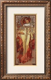 Automne, 1900 Posters by Alphonse Mucha