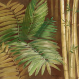 Bamboo & Palms II Prints by Pamela Luer