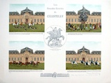 Les Grandes Ecuries de Chantilly Collectable Print by Vincent Haddelsey