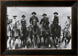 The Magnificent Seven Print