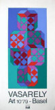 Expo Art Basel 10'79 Collectable Print by Victor Vasarely