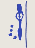 Verve - Nu bleu VI Collectable Print by Henri Matisse