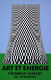 Expo Art et Energie Collectable Print by Victor Vasarely