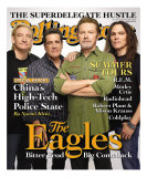 The Eagles, Rolling Stone no. 1053, May 2008 Photographic Print by Max Vadukul