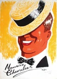 Maurice Chevalier Collectable Print by Charles Kiffer