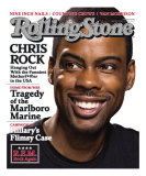 Chris Rock, Rolling Stone no. 1049, April 2008 Photographic Print by James Dimmock